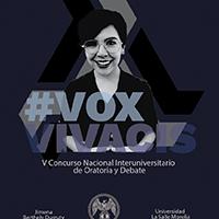 """""""Torneo Interuniversitario de Oratoria y Debate Vox Vivacis 2018"""""""