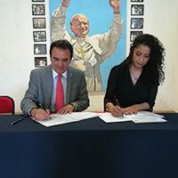 CECUFID firma convenio de colaboración con la Universidad La Salle