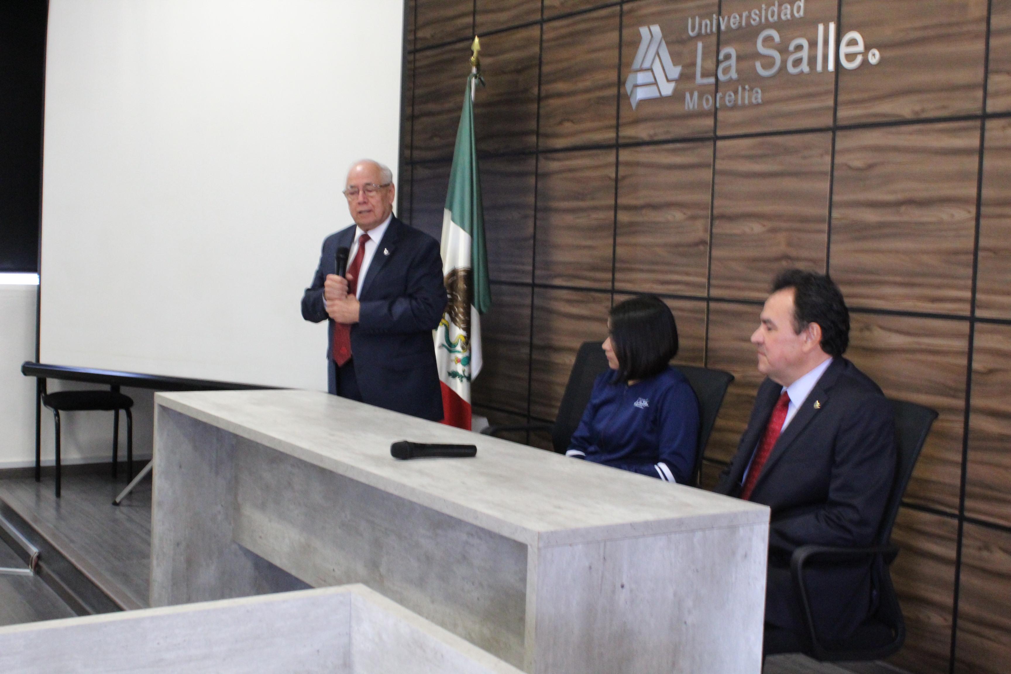 VISITA DEL HERMANO SALVADOR VALLES GÁMEZ