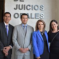 """Reseña de la presentación del libro""""El Sistema Penal AcusatorioUn Estudio Particular en Michoacán"""""""
