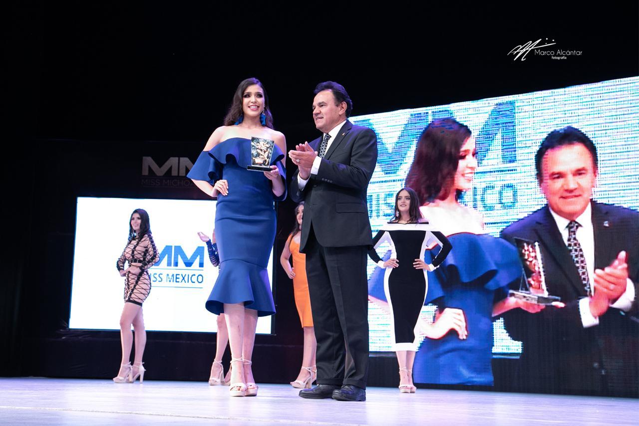 LA SALLE MORELIA PRESENTE EN LA PREMIACIÓN MISS MICHOACÁN 2019