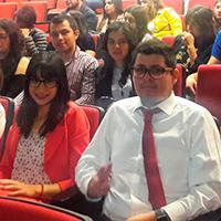 Las Lic. de Comercio y Negocios Internacionales y Derecho visitan el Instituto Matías Romero y Aduana del Aeropuerto de la Ciudad de México.