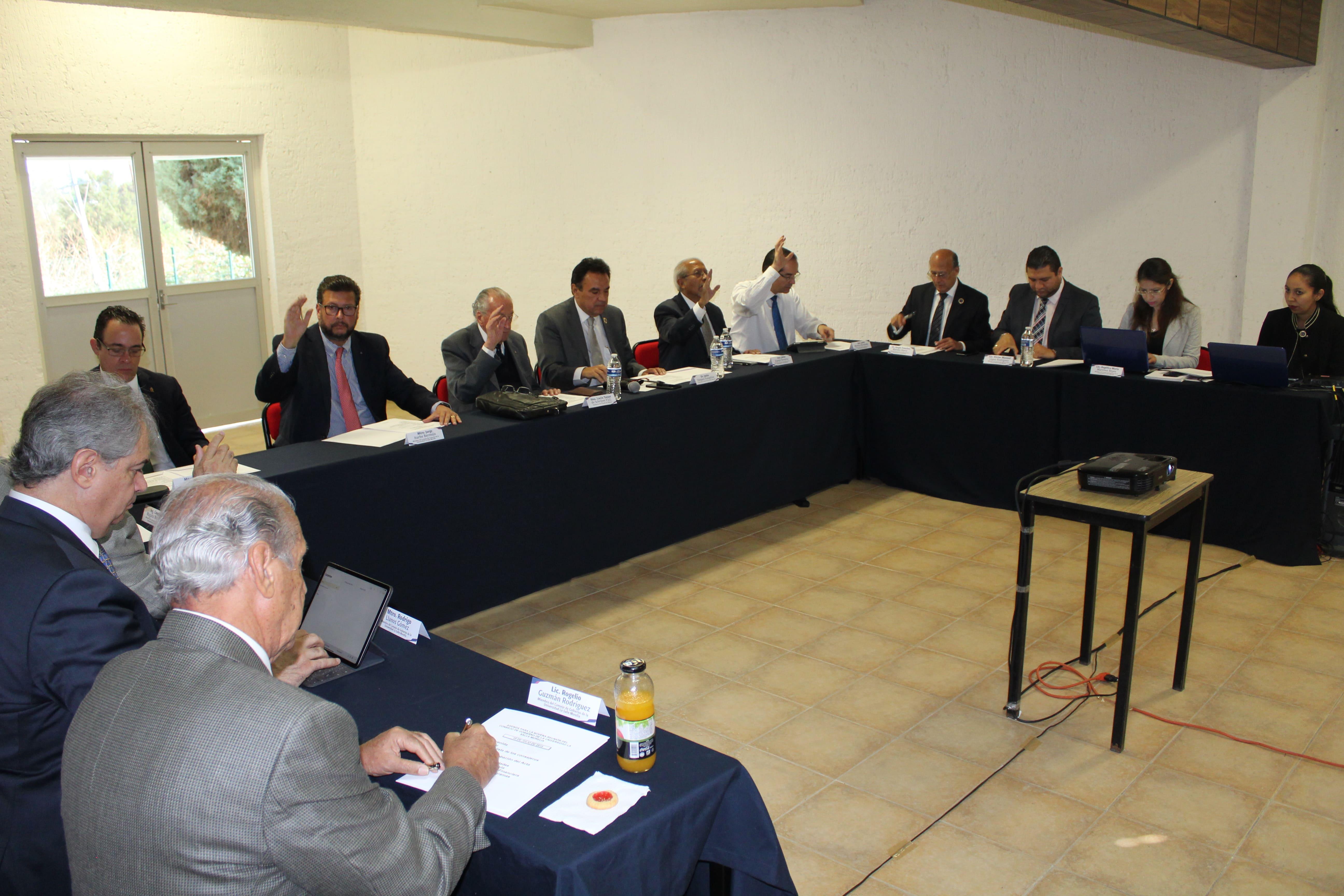 LA UNIVERSIDAD LA SALLE MORELIA, RECIBE A LOS INTEGRANTES DEL CONSEJO DE GOBIERNO