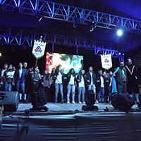 El Grupo Musicanto se presenta en la XXXIV Noche Colonial del Colegio Vasco de Quiroga de la Piedad Michoacán.