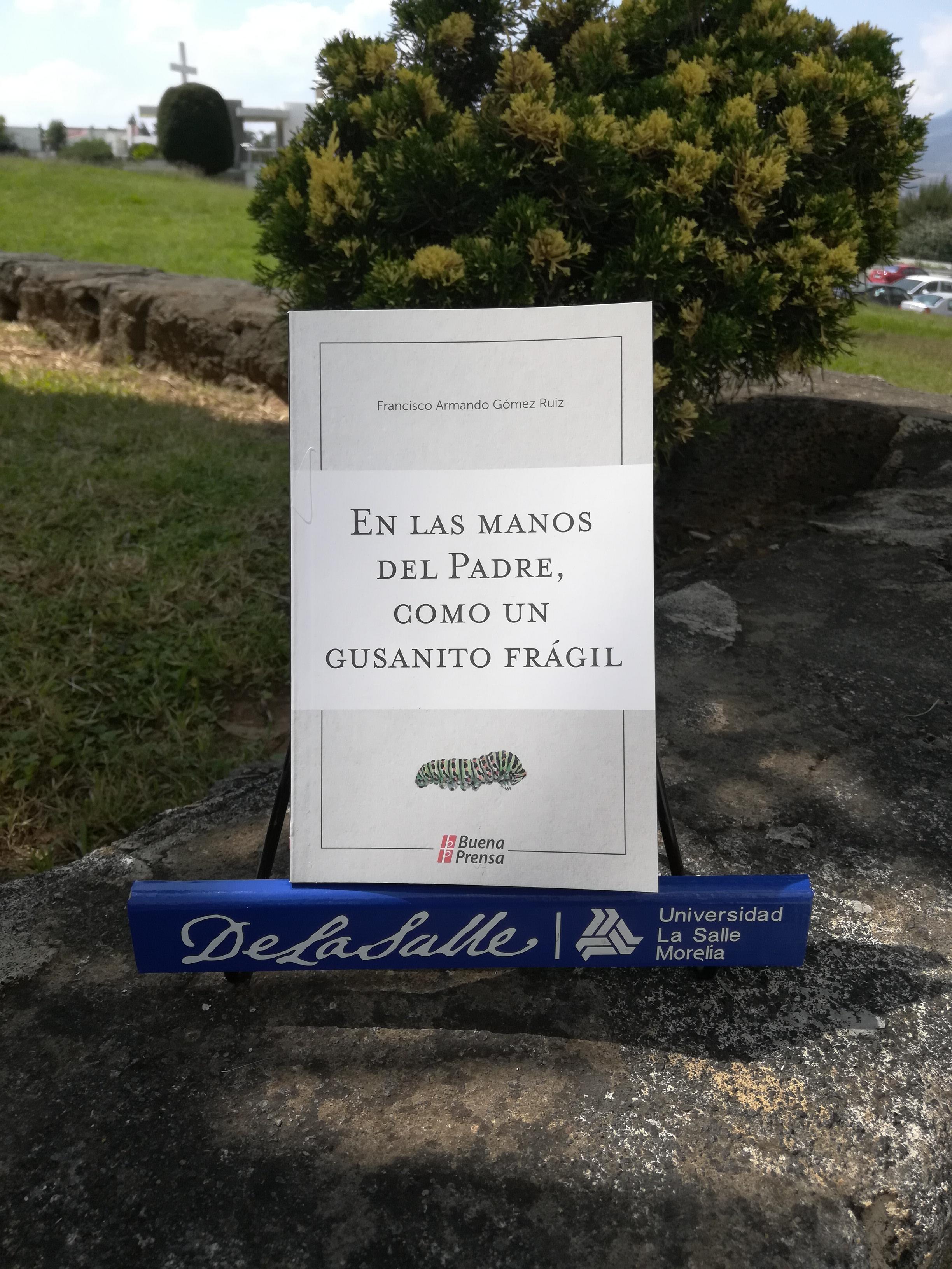 PRESENTAN INTERESANTE LIBRO EN LA SALLE MORELIA