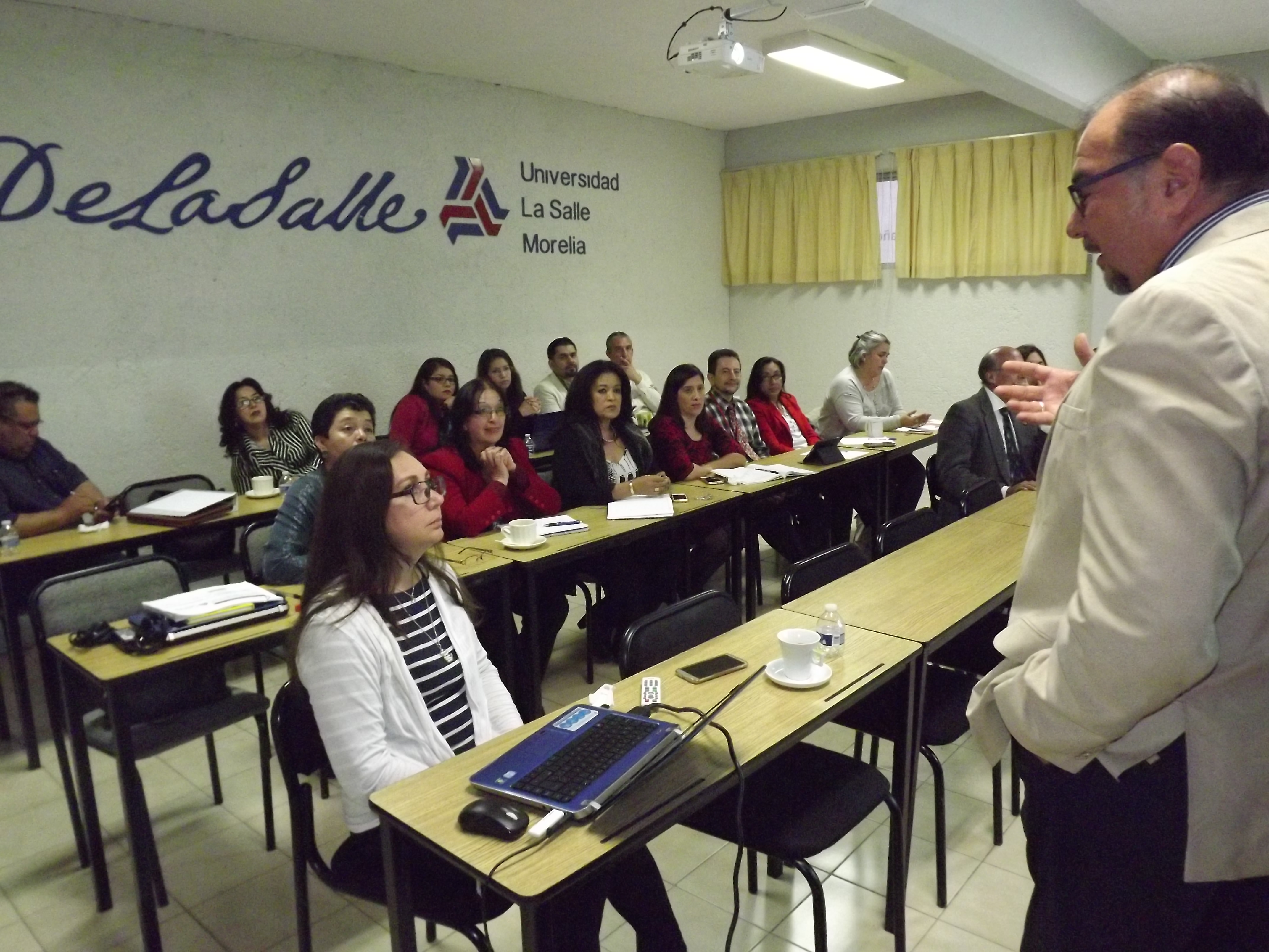 RECIBE LA SALLE MORELIA ASESORÍA DE LA RED DE UNIVERSIDADES LA SALLE PARA LA CALIDAD