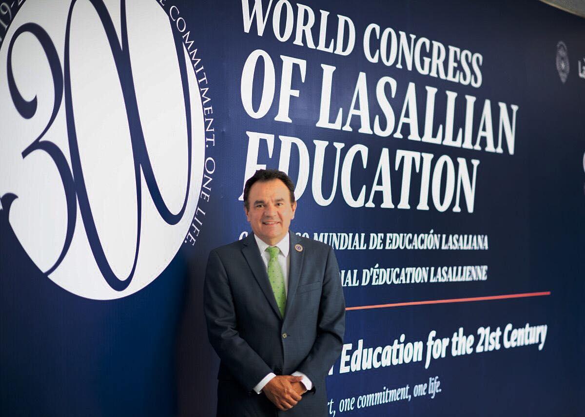 CONGRESO MUNDIAL DE EDUCACIÓN LASALLISTA
