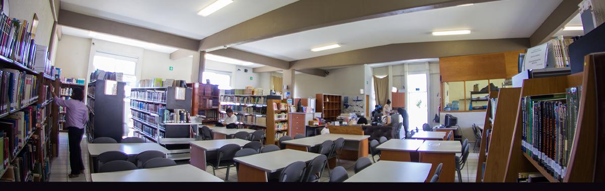 La Salle Morelia - Servicios - Biblioteca